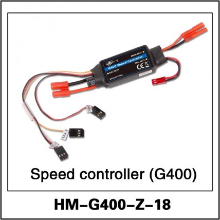 HM-G400-Z-18: Walkera Speed Controller - اسپید کنترل
