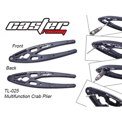 TL-025-Multifunction Crab Plier