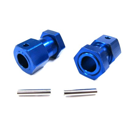 50025 Dice WHEEL Aluminium BLUE 1/5