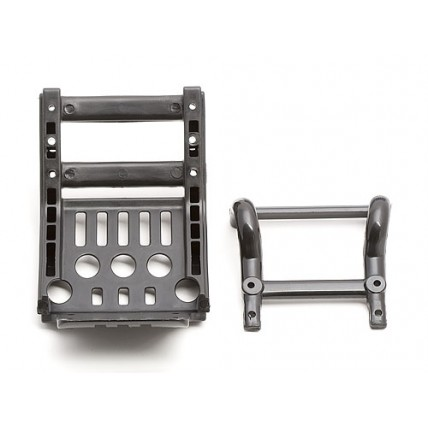 25694 - Front Bumper and Brace