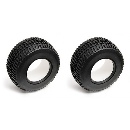 9809 - SC10 Tires, with foam inserts