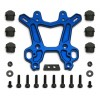 RC8TCE FT Blue Aluminum Front Tower Part - 89307