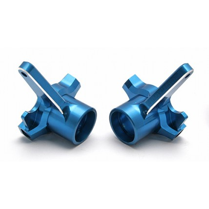 RC8 FT Machined Steering Blocks (option knuckles) Part - 89380