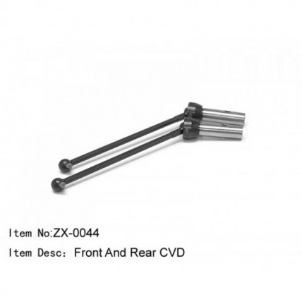 Front universal drive - zx-0044
