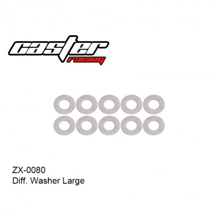 ZX-0080 Diff. Washer Large