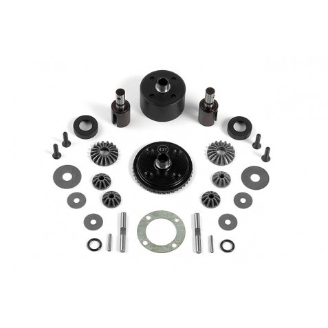 XB808 Front/Rear Differential - Set-355001