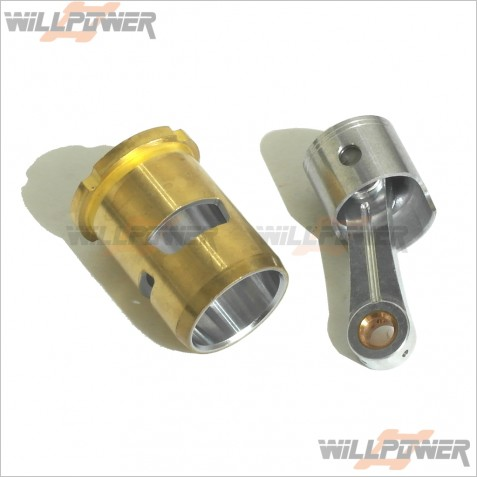 GO Piston Cylinder Con Rod For 25 Engine 25-2203