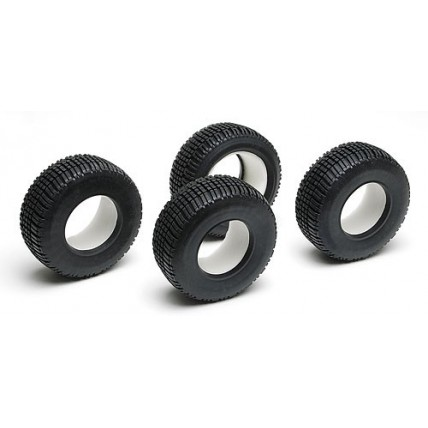 SC8 Tire set with foam