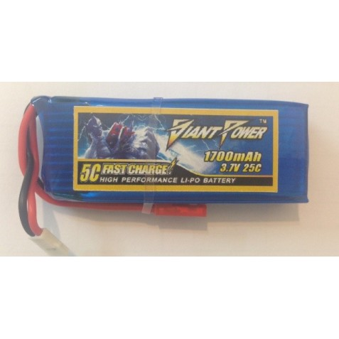 Giantpower 3.7V 1700mAh