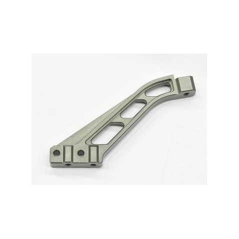 600288 Chassis brace front alu