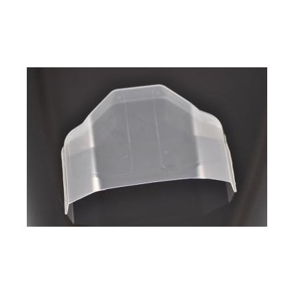 Mud guard L+R 811 2.0 in polycarbonate 600639