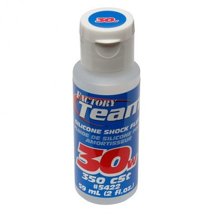 Silicone Shock oil 30w (350cst) - 5422
