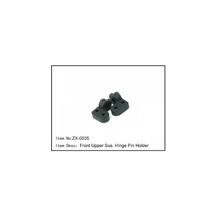 Front upper sus holder ZX-0035 - نگهدارنده تاپ پلیت جلو